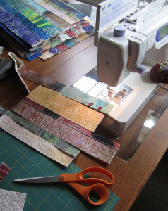Sewing Strips