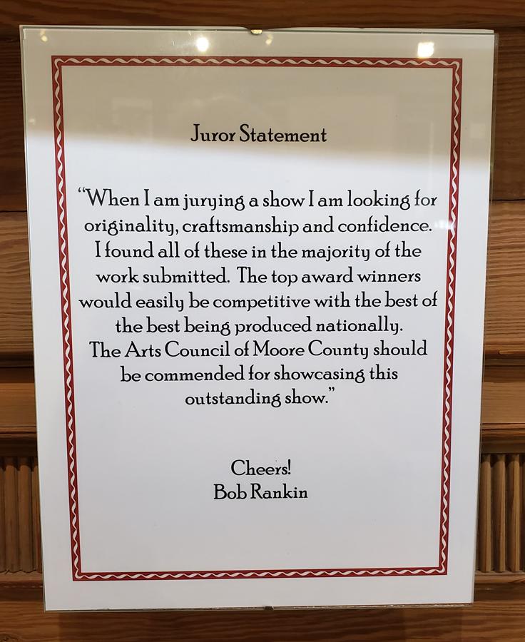 Juror Statement